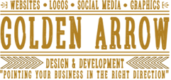 Golden Arrow Design Co :: Websites, Logos, Social Media & Graphics